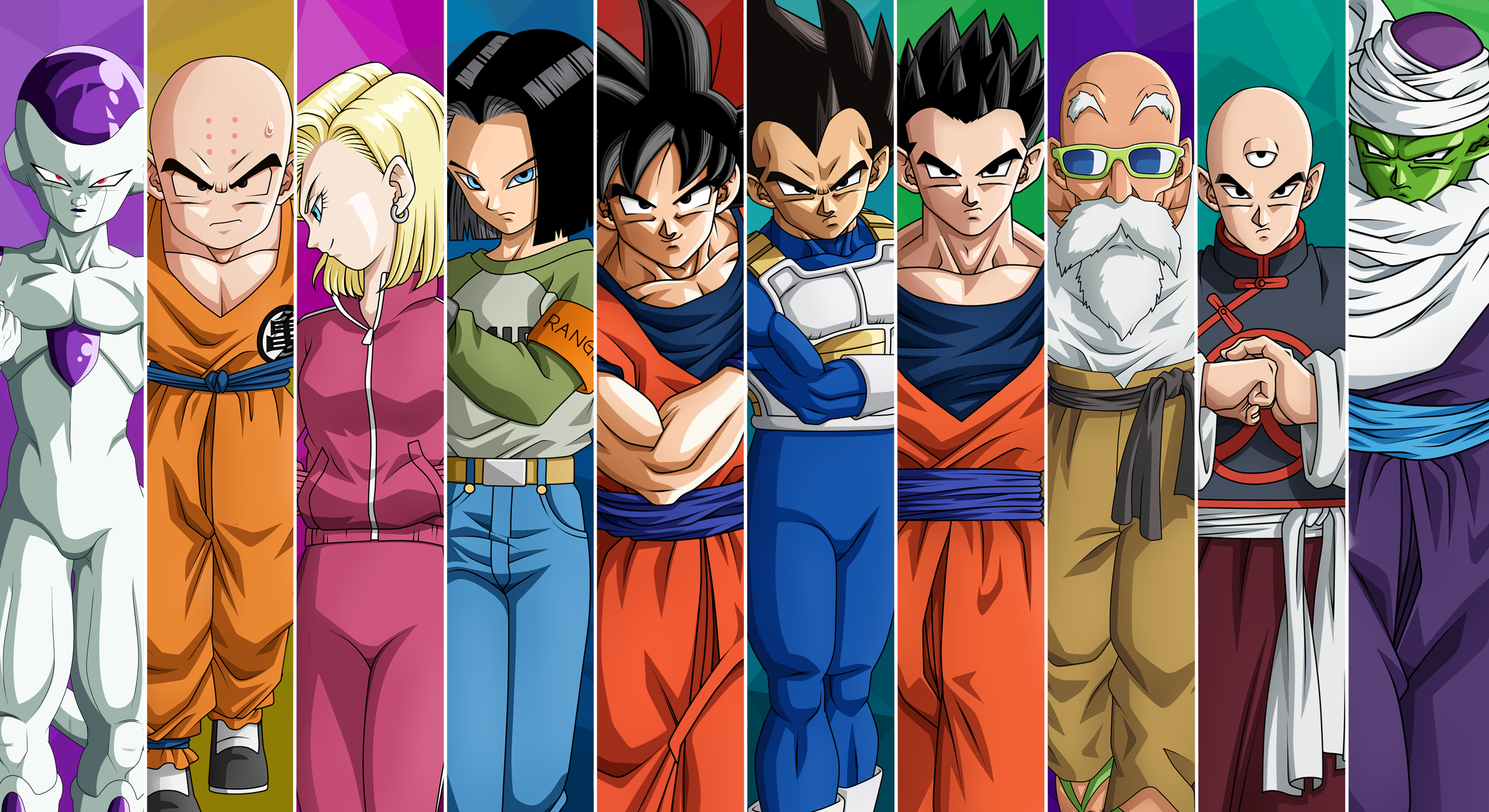 Fondos De Pantalla De Dragon Ball: Dragon Ball Super Fondo De Pantalla HD