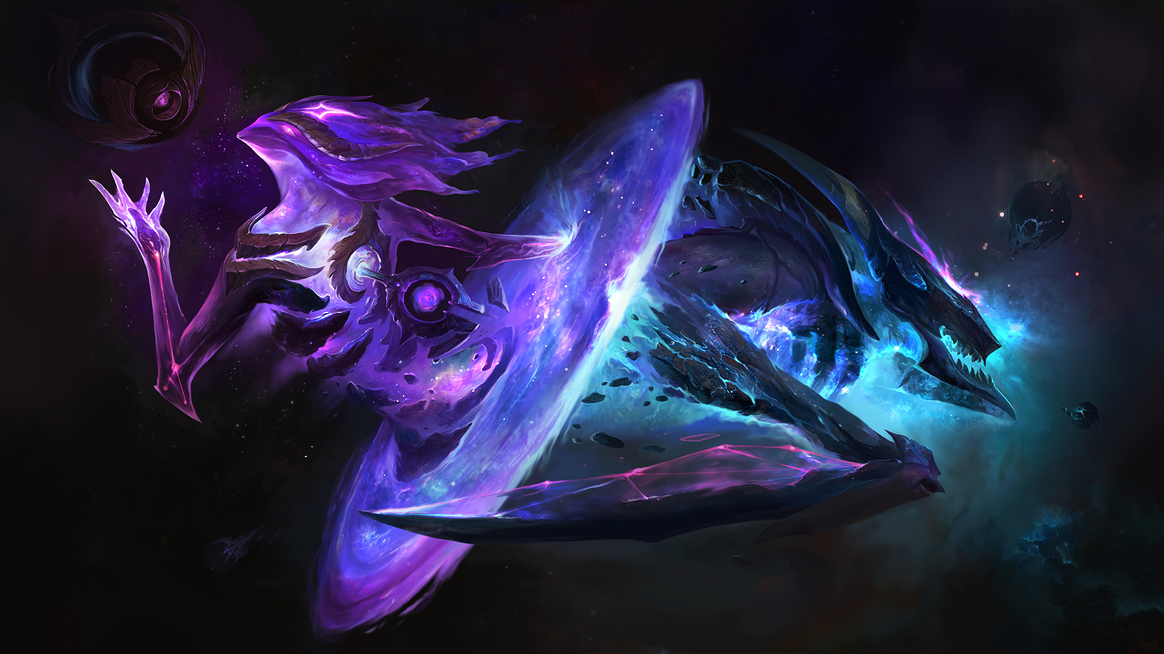 League Of Legends 4k Ultra HD Wallpaper and Background