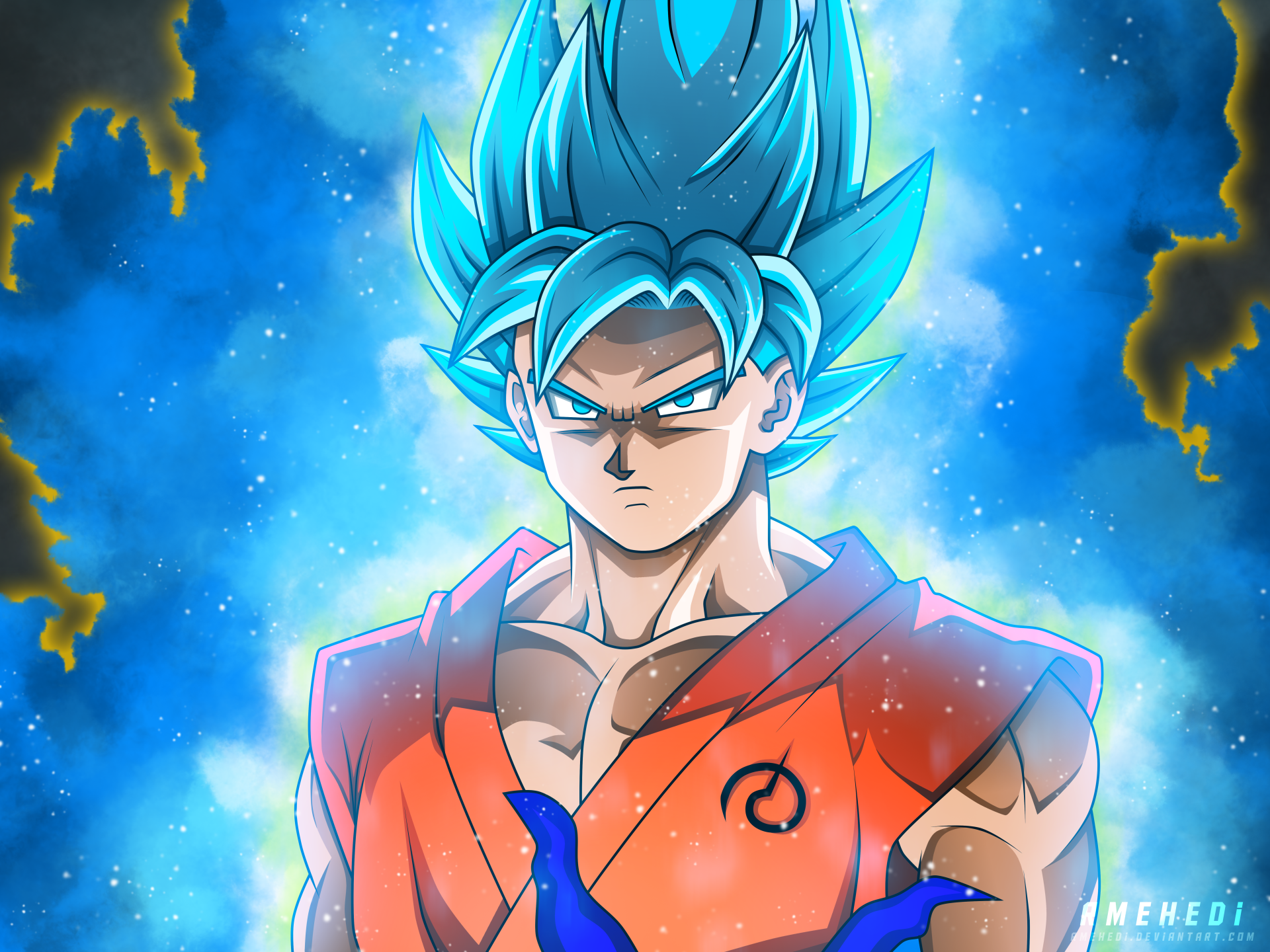 Dragon Ball Super 8k Ultra HD Wallpaper   Background Image ...