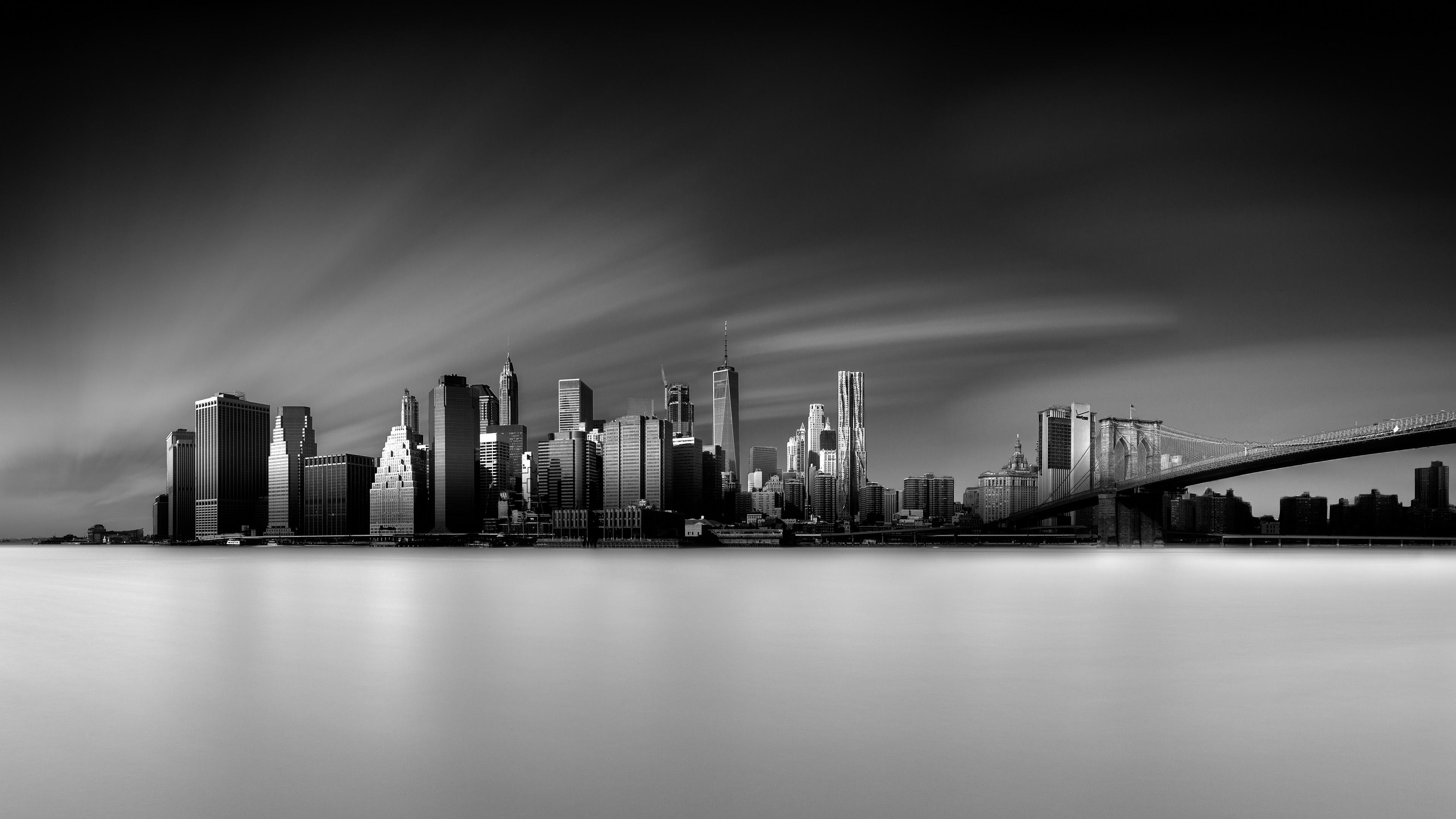 Nova York 4k Ultra Papel De Parede Hd Plano De Fundo