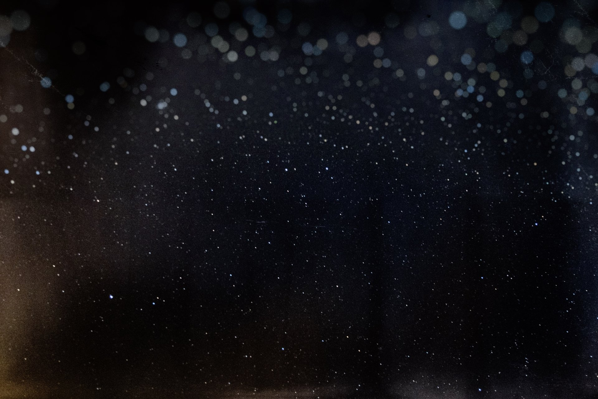 Artistic - Bokeh  Particle Wallpaper