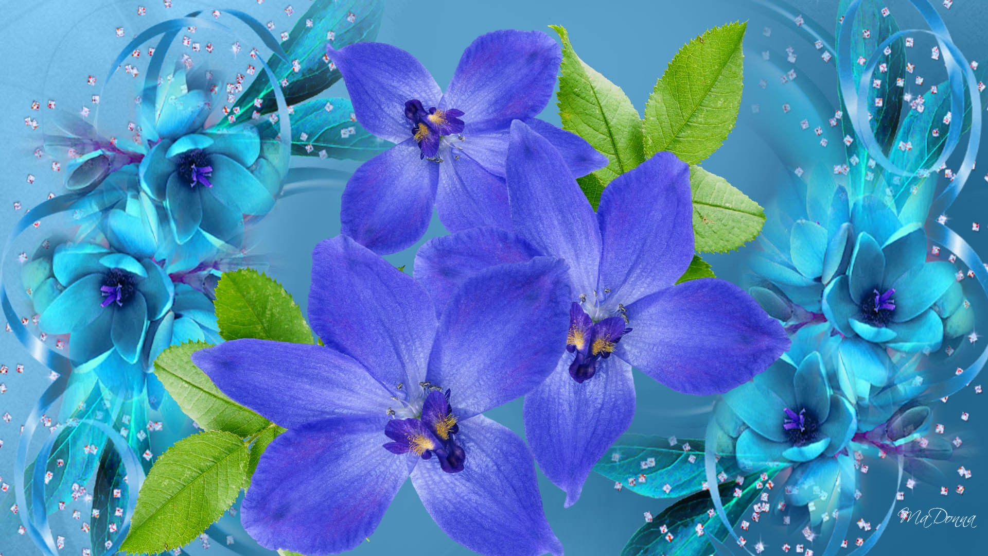 Blue spring hd wallpaper background image 1920x1080 id834740 wallpapers id834740 izmirmasajfo