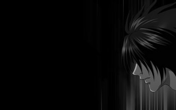 68 L Death Note Hd Wallpapers Background Images