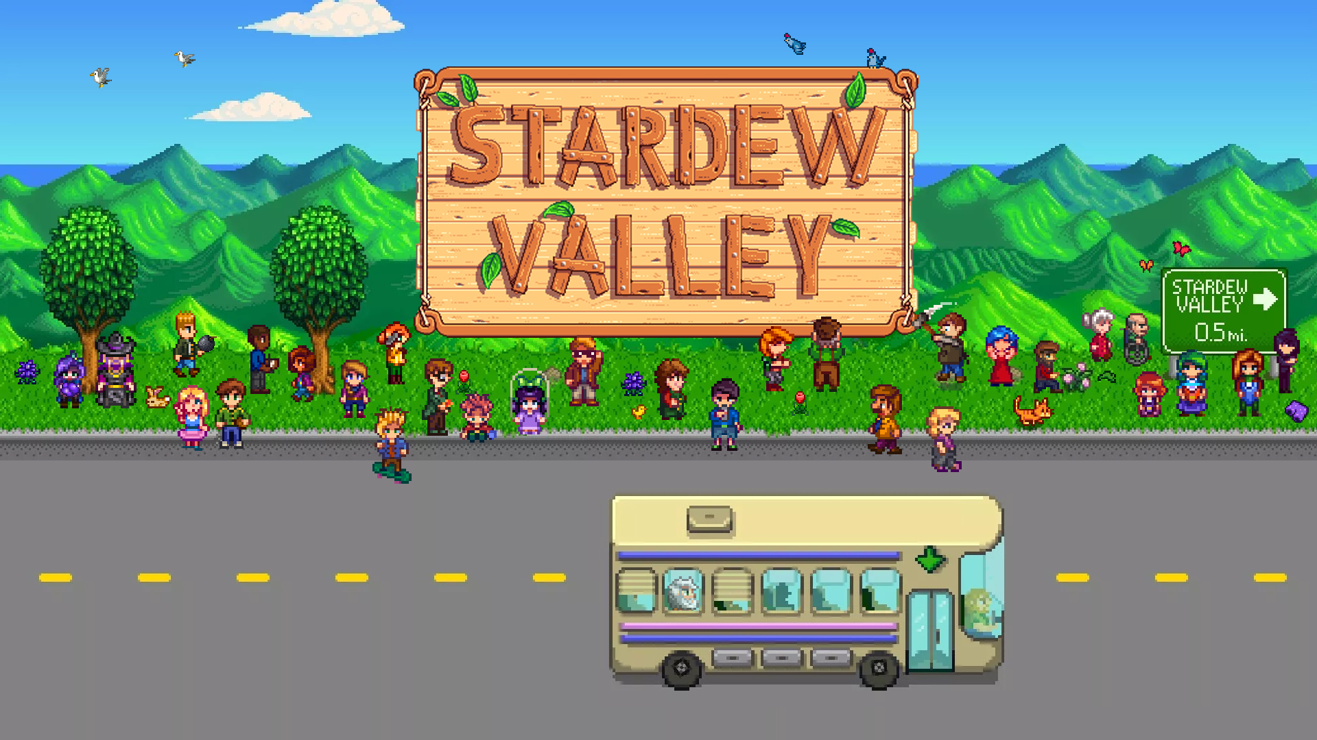 how to make a video game stardew valley