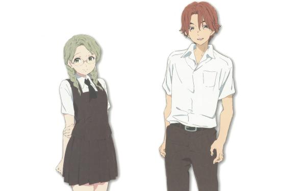 Anime Koe No Katachi Miki Kawai Satoshi Mashiba HD Wallpaper | Background Image