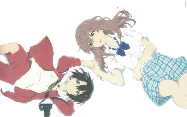 Anime Koe No Katachi Shouko Nishimiya Yuzuru Nishimiya HD Wallpaper | Background Image