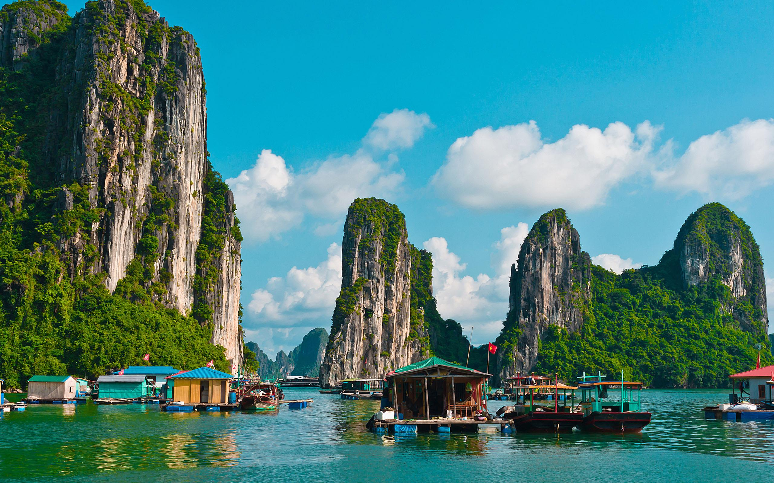 Vietnam Hd Wallpaper Background Image 2560x1600 Id836610