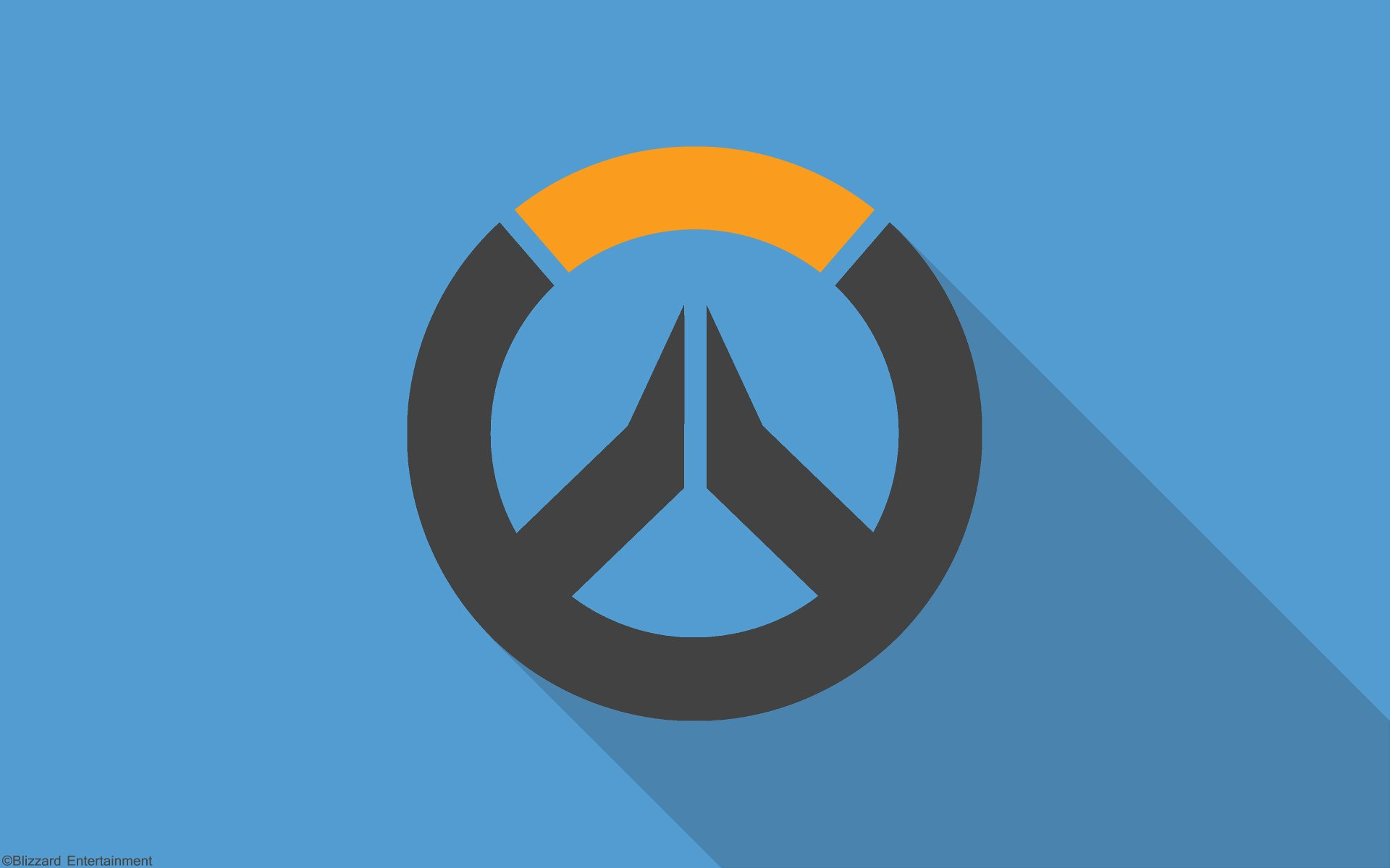 Video Game - Overwatch  Logo Video Game Wallpaper