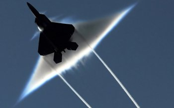 Militär - Lockheed Martin F-22 Raptor Wallpapers and Backgrounds ID : 83692