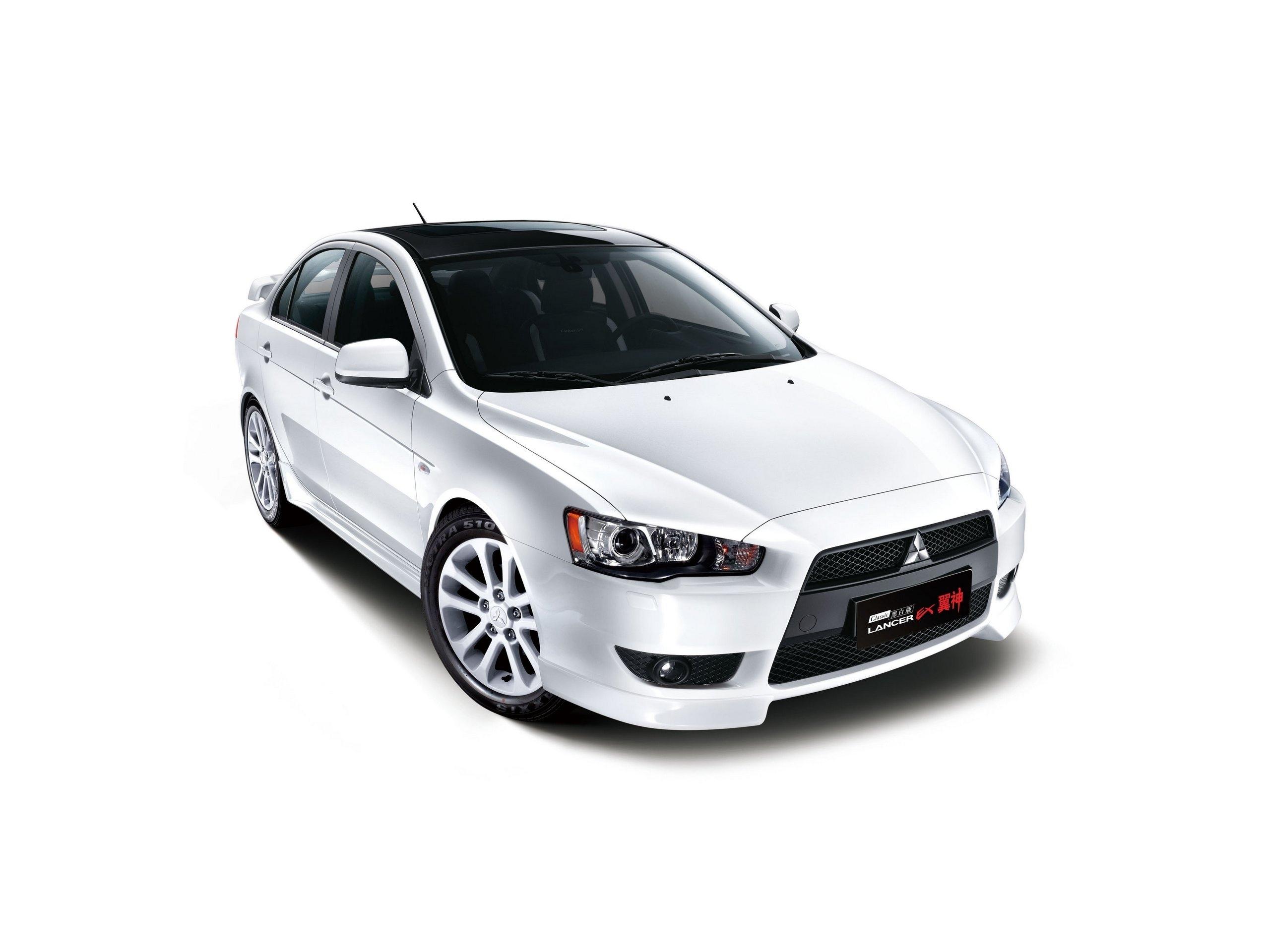 100 Lancer Mitsubishi White Wheels White Cars