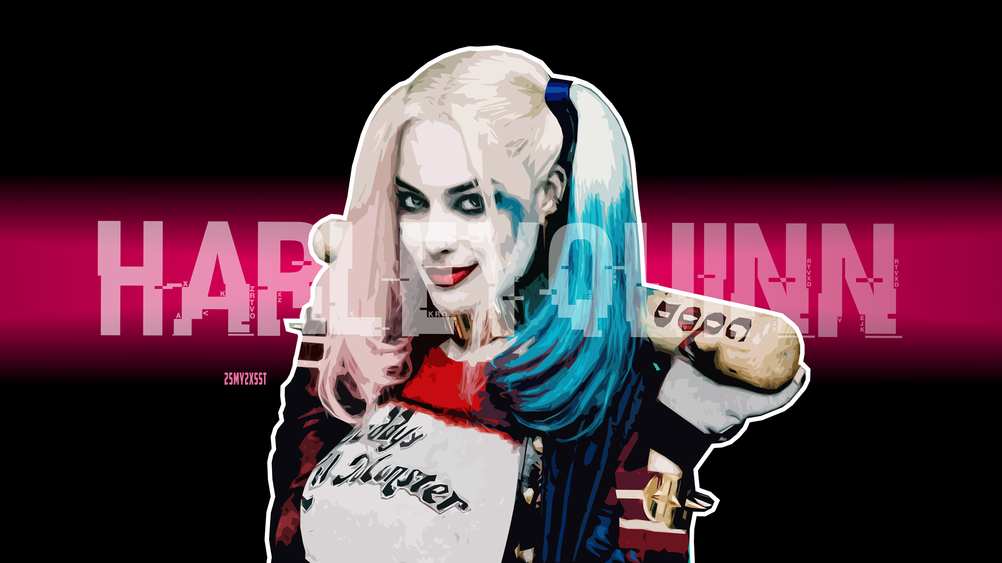 Good Wallpaper Movie Harley Quinn - 837471  Pic_187870.jpg