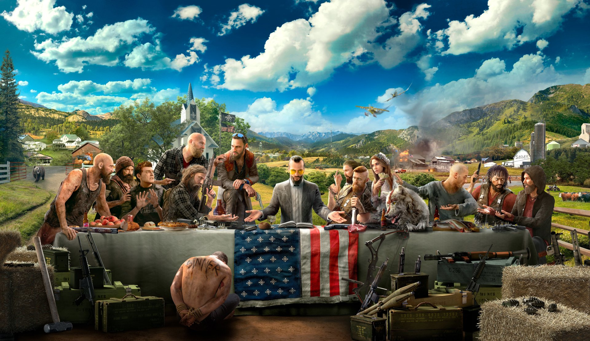 58 Far Cry 5 Hd Wallpapers Background Images Wallpaper Abyss