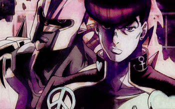 38 Crazy Diamond Jojo S Bizarre Adventure Hd Wallpapers Background Images Wallpaper Abyss I will shine on oh, and joseph's here too. 38 crazy diamond jojo s bizarre