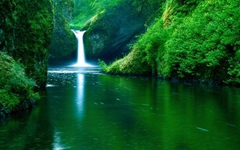 Earth - Waterfall Wallpapers and Backgrounds ID : 83920