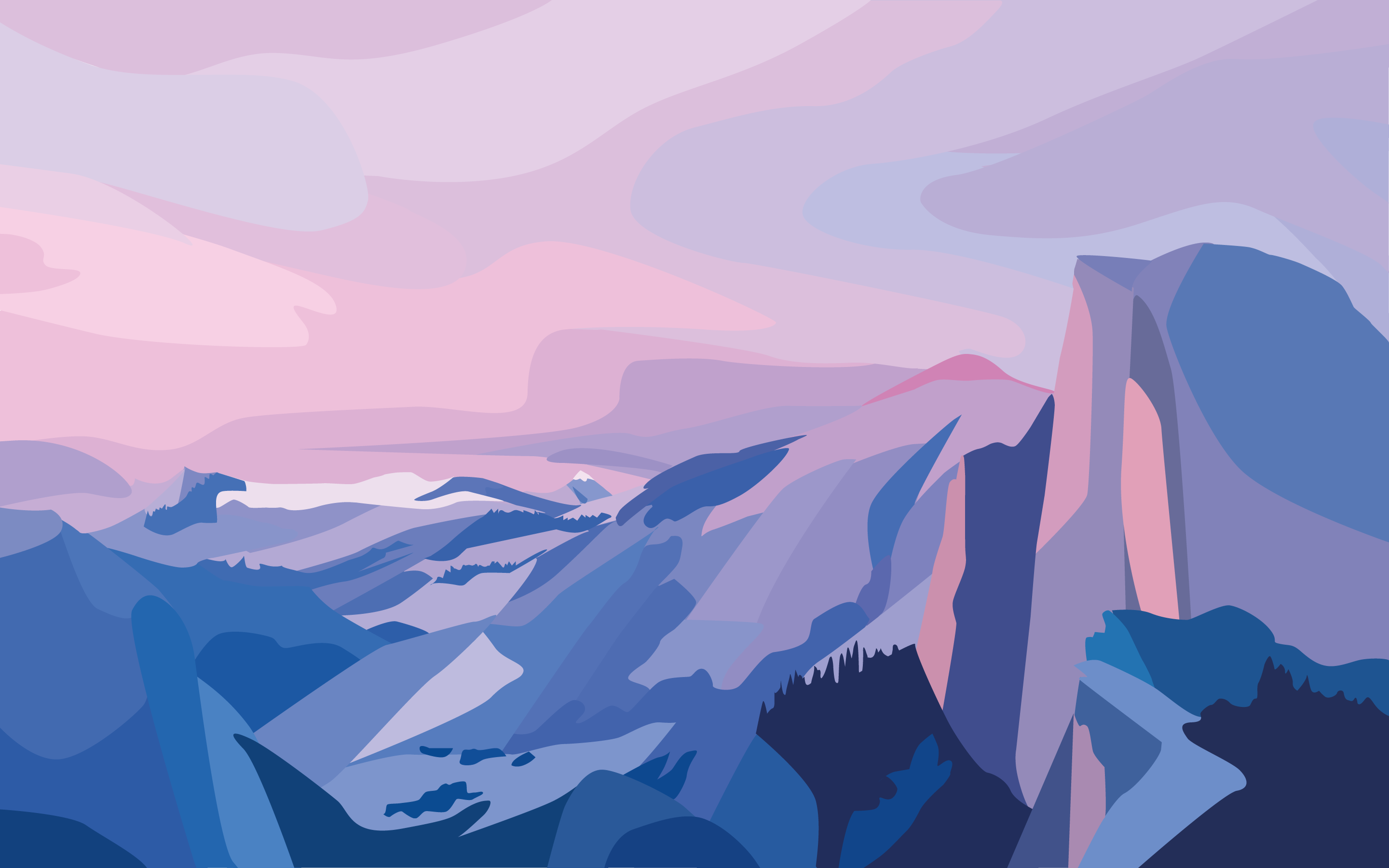 Popular Wallpaper Mountain Polygon - 840561  Gallery_803376.png