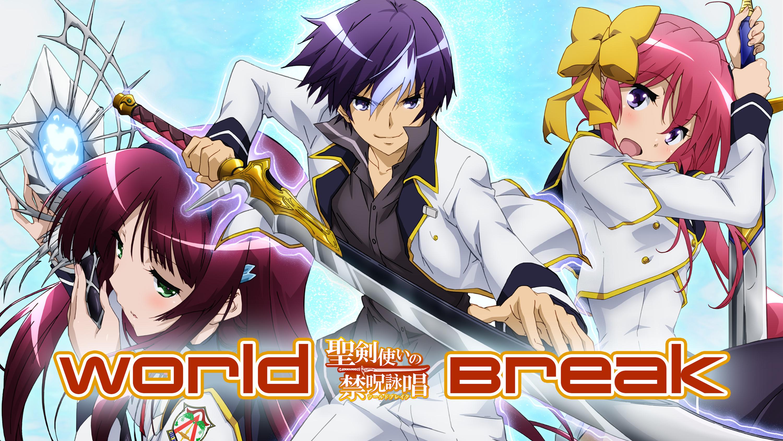 Seiken Tsukai No World Break Fondo De Pantalla Hd Fondo De