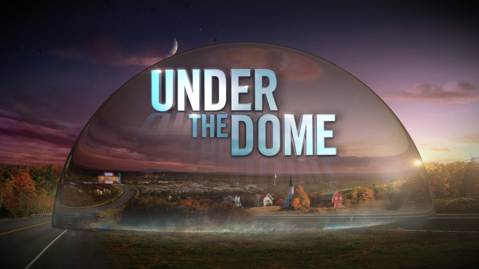 Under The Dome Fondo De Pantalla Hd Fondo De Escritorio