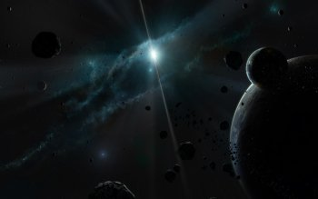 Sci Fi - Quasar Wallpapers and Backgrounds ID : 84272