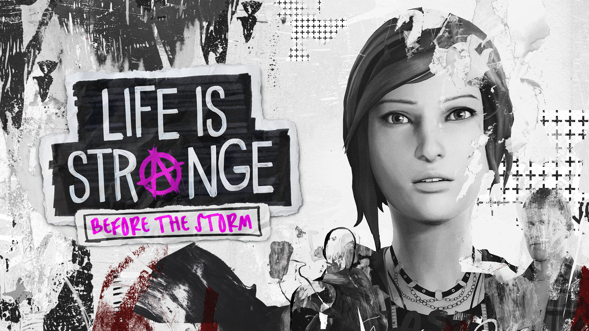 Video Game - Life is Strange: Before The Storm  Chloe Price Wallpaper