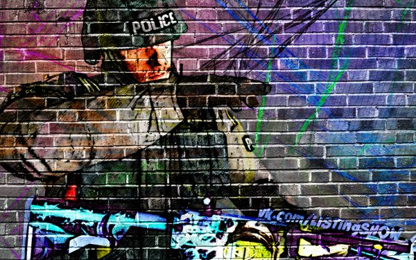 Video Game Counter-Strike: Global Offensive Counter-Strike Graffiti HD Wallpaper   Background Image