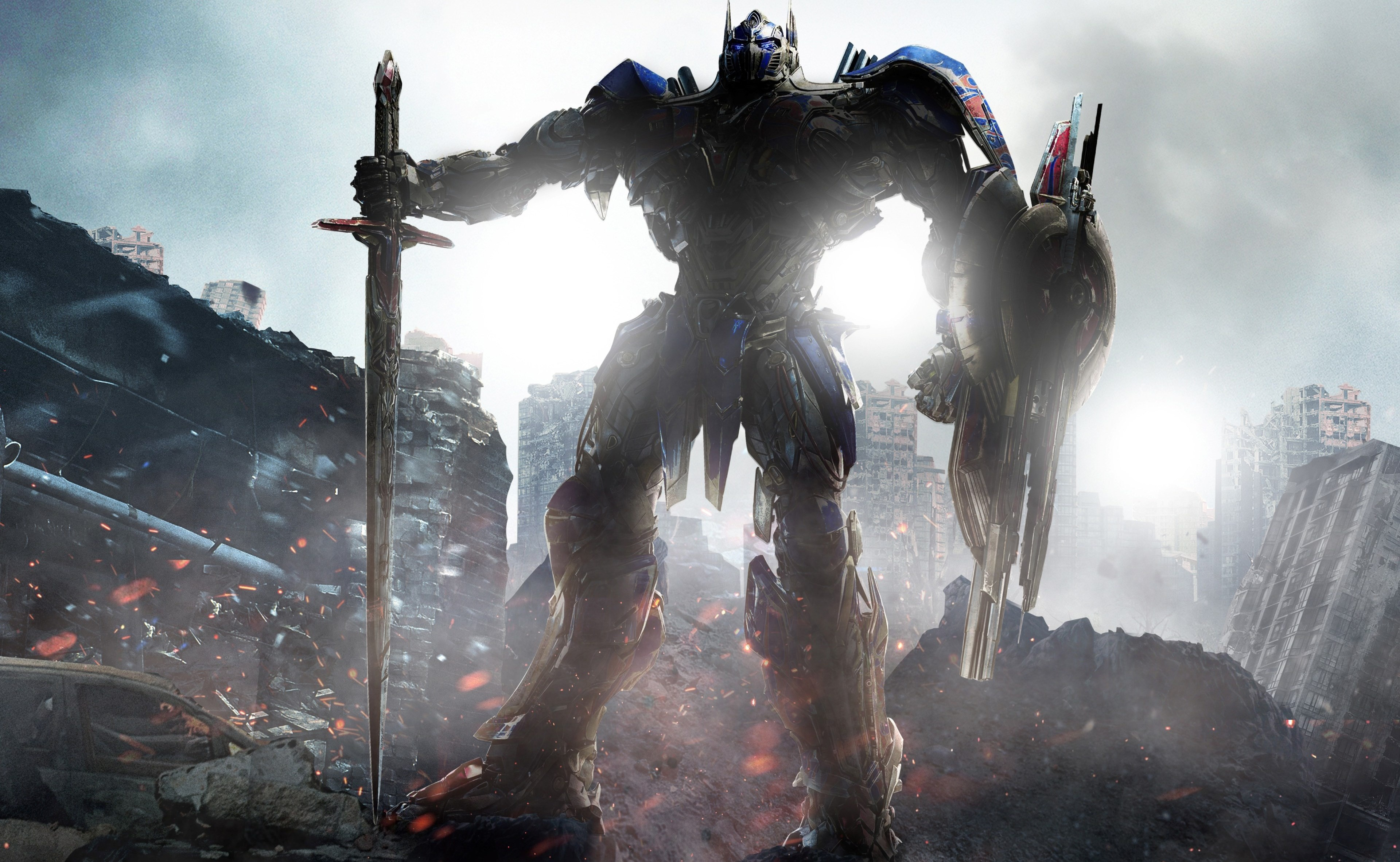 58 Transformers The Last Knight Hd Wallpapers Background Images