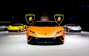 Lamborghini Performante Wallpaper Free Wallpaper Hd