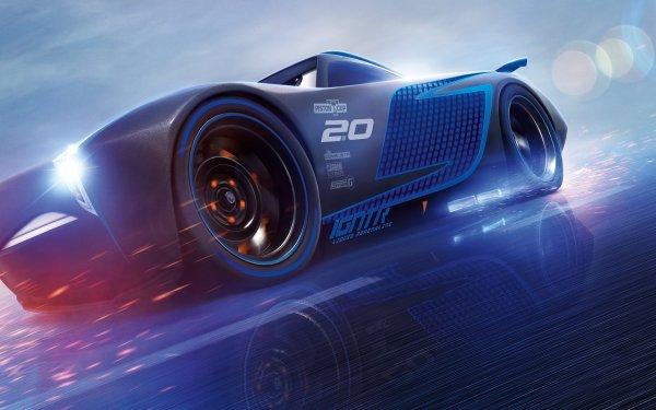 Movie Cars 3 Jackson Storm HD Wallpaper | Background Image