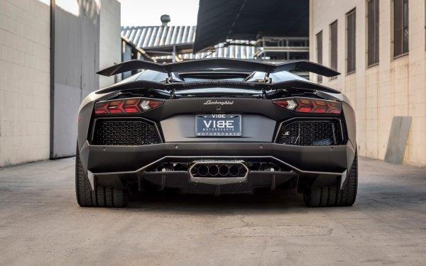 Vehicles Lamborghini Aventador Lamborghini Lamborghini Aventador Zaragoza Edizione Supercar Car HD Wallpaper | Background Image
