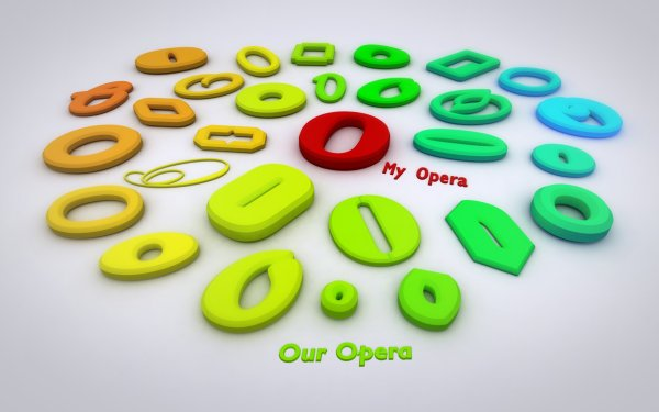 Technology - Opera Wallpapers and Backgrounds