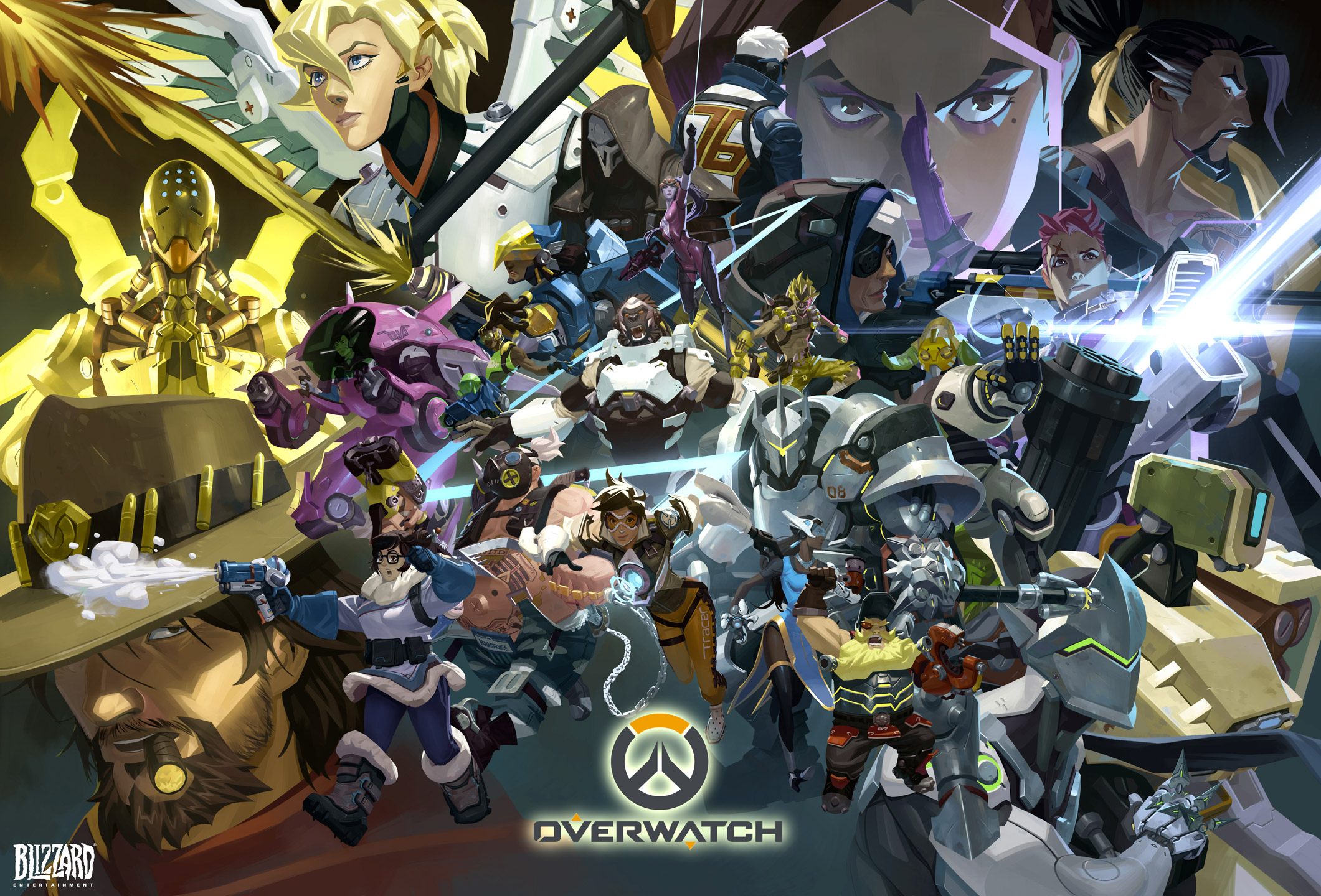 83 Mccree Overwatch Hd Wallpapers Background Images Wallpaper
