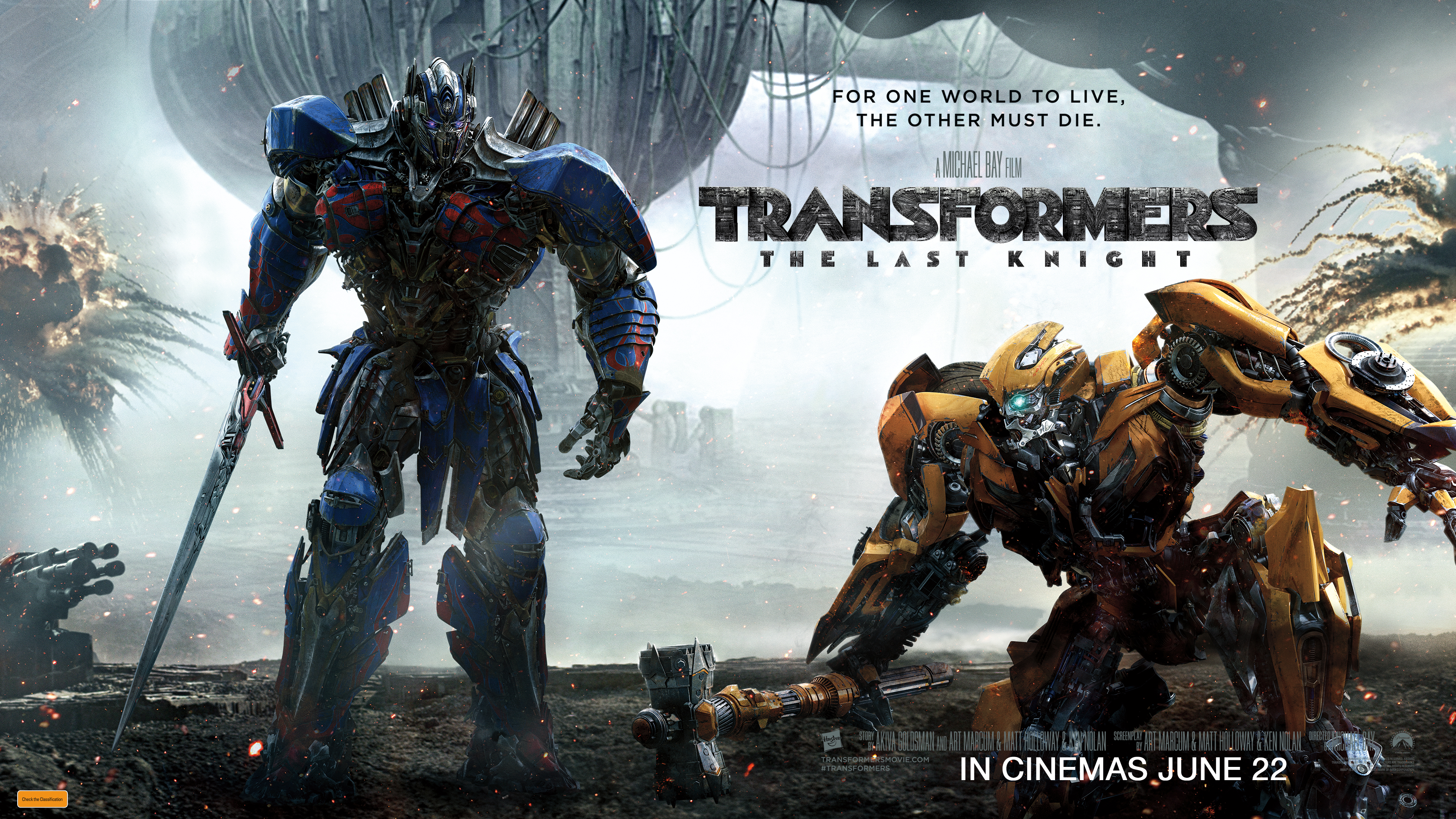 57 transformers: the last knight hd wallpapers | background images