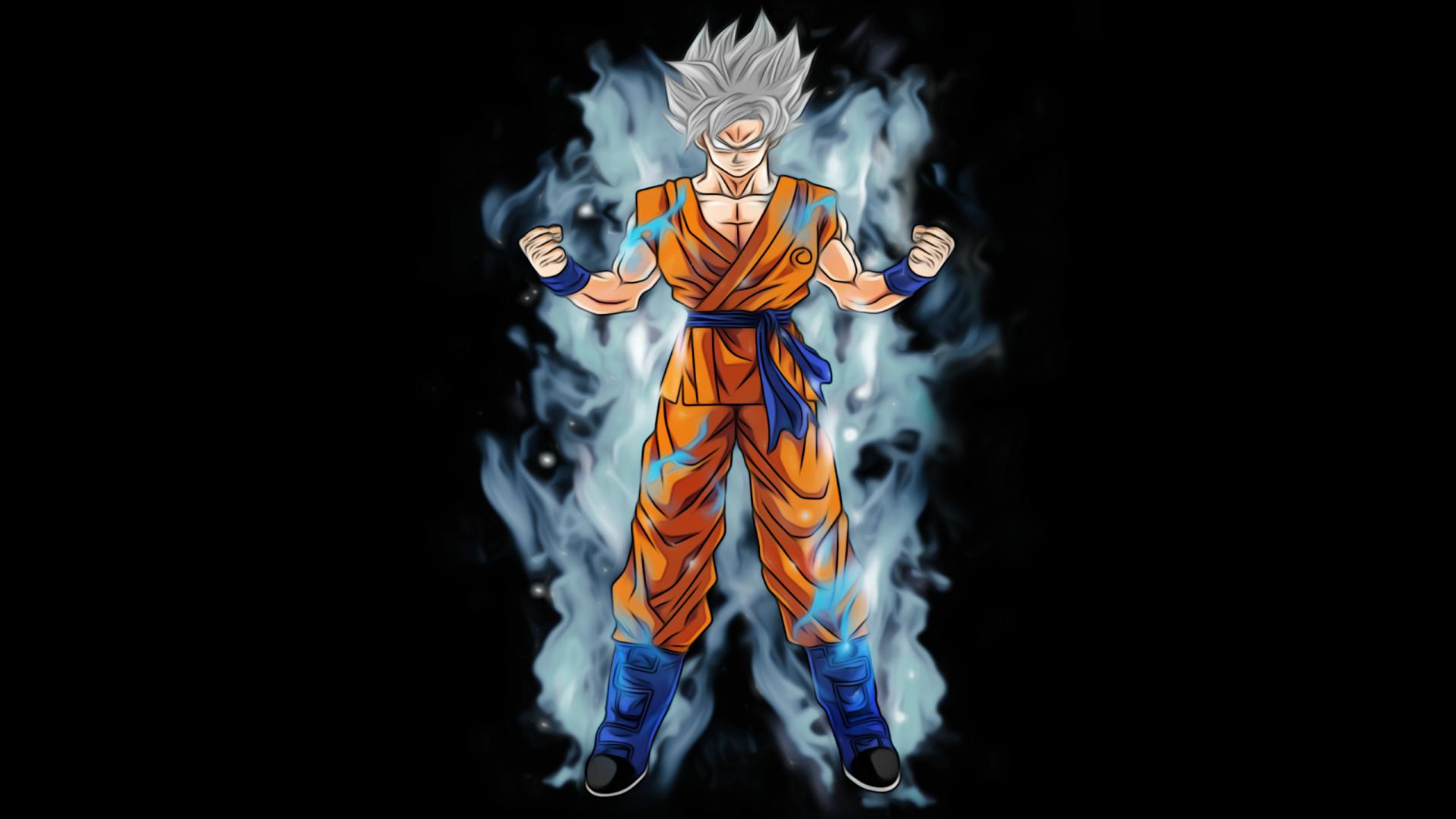 动漫 - 龙珠超  Goku Super Saiyan 壁纸