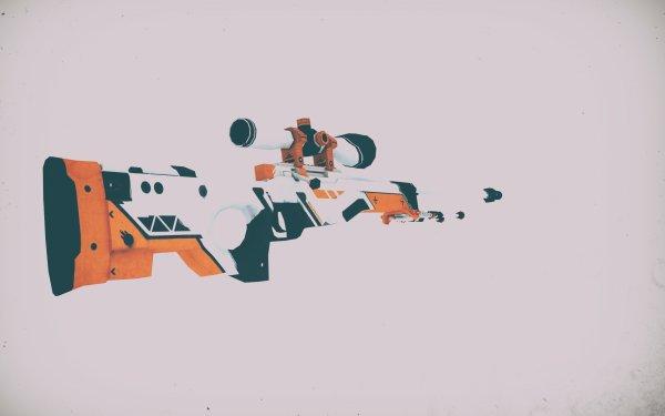 Video Game Counter-Strike: Global Offensive Counter-Strike AWP Azimov Guns HD Wallpaper | Background Image