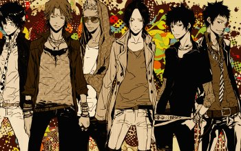 Anime - Katekyo Hitman Reborn! Wallpapers and Backgrounds ID : 84730
