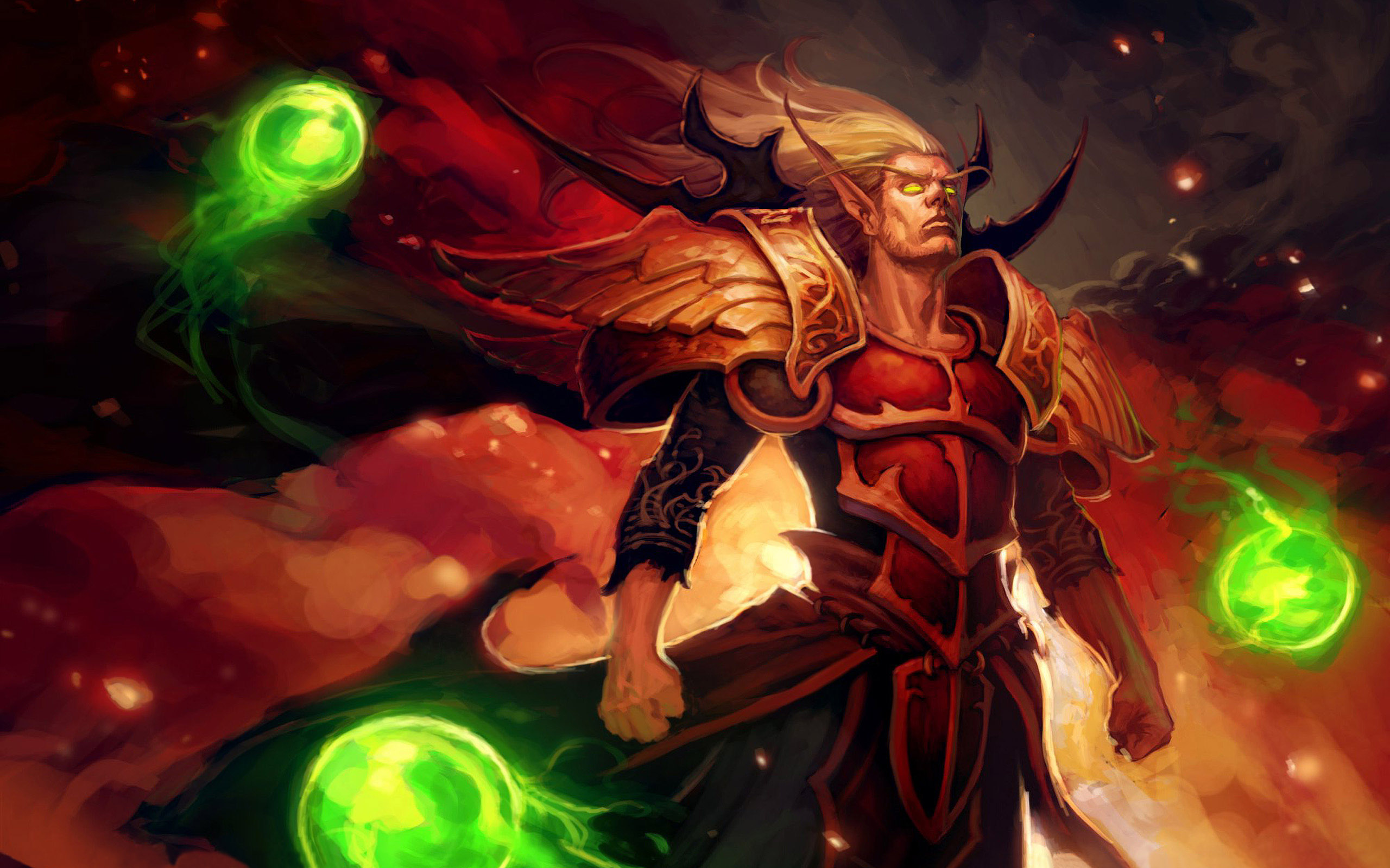 11 kael'thas sunstrider hd wallpapers | background images