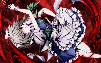 Anime - Touhou Wallpapers and Backgrounds ID : 84872