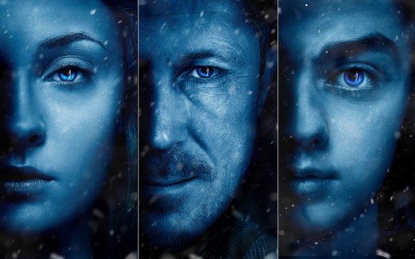 TV Show Game Of Thrones Sansa Stark Petyr Baelish Arya Stark HD Wallpaper | Background Image