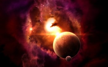 Sci Fi - Planets Wallpapers and Backgrounds ID : 85082