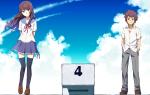 Preview Uchiage Hanabi, Shita kara Miru ka? Yoko kara Miru ka?