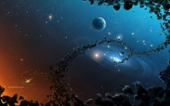 Sci Fi - Space Wallpapers and Backgrounds ID : 85252