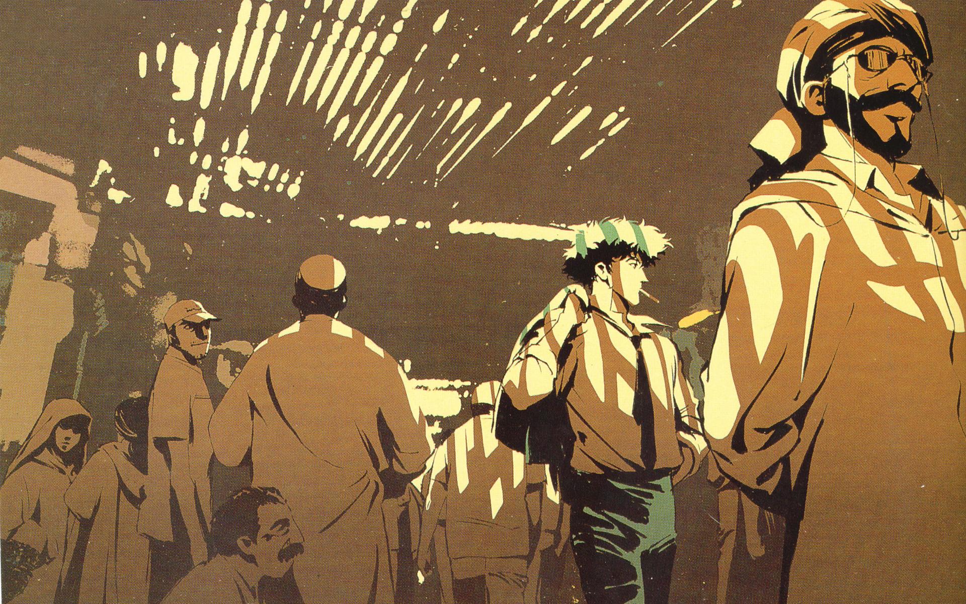 cowboy bebop wallpaper anime