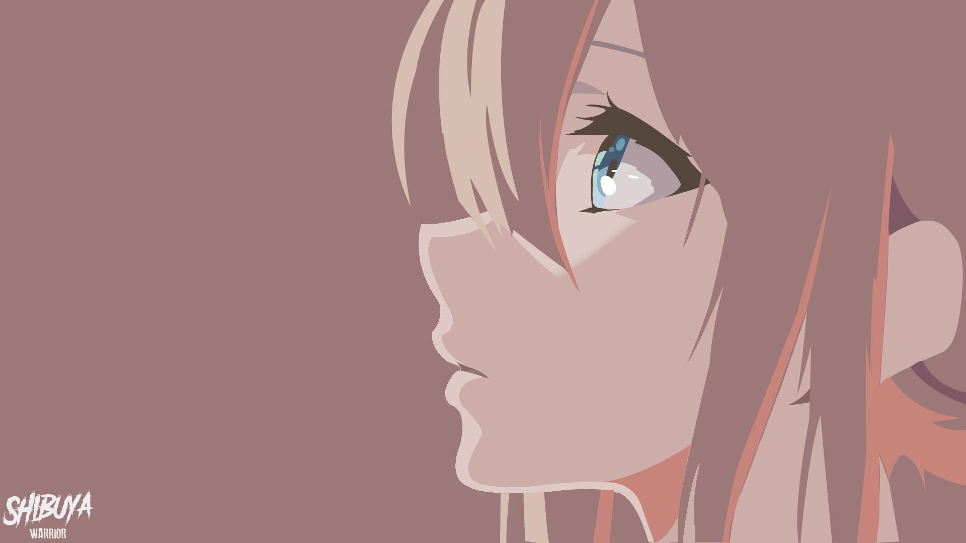 Anime - Violet Evergarden  Violet Evergarden (Character) Wallpaper