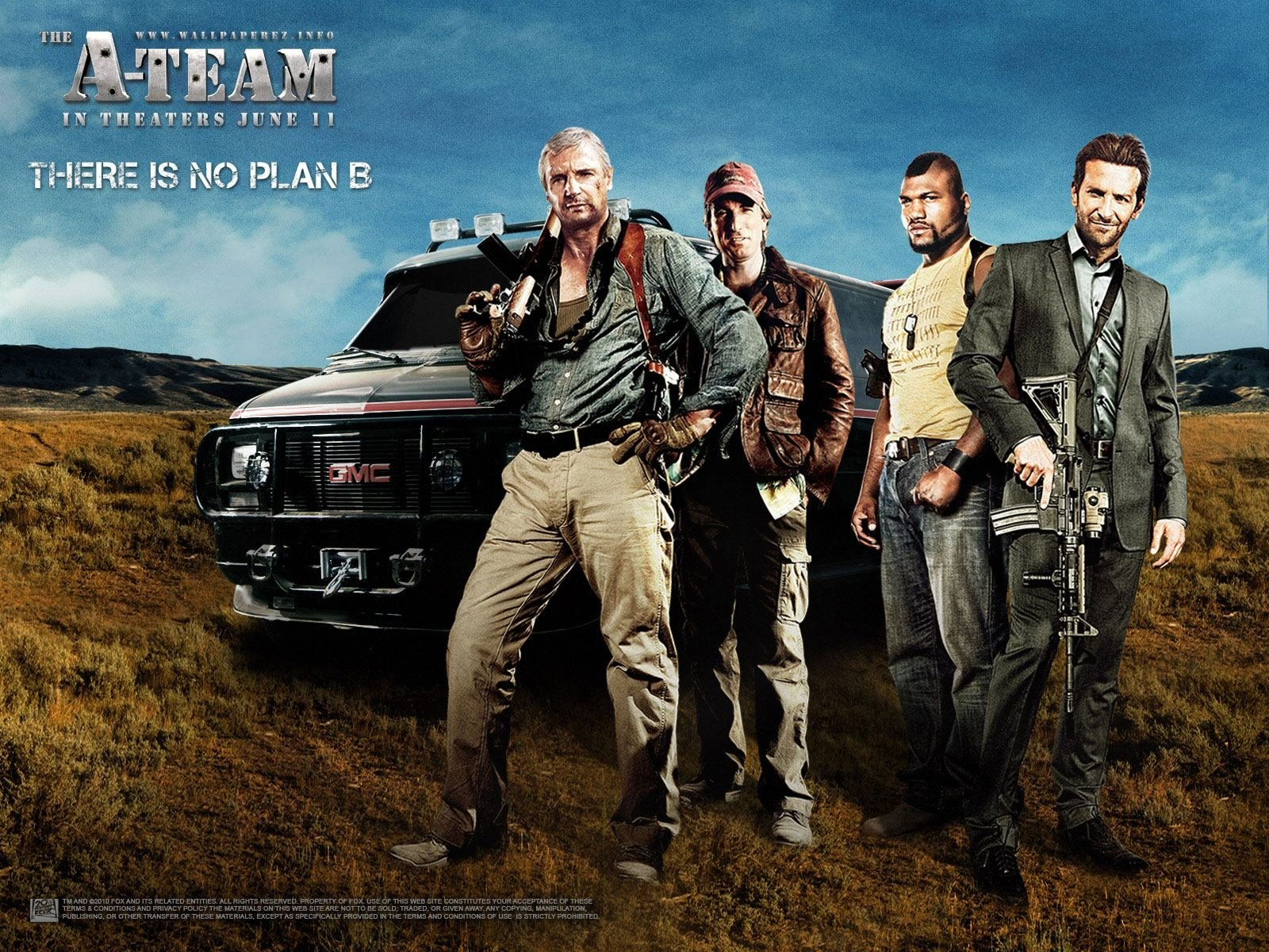 The A-Team Poster