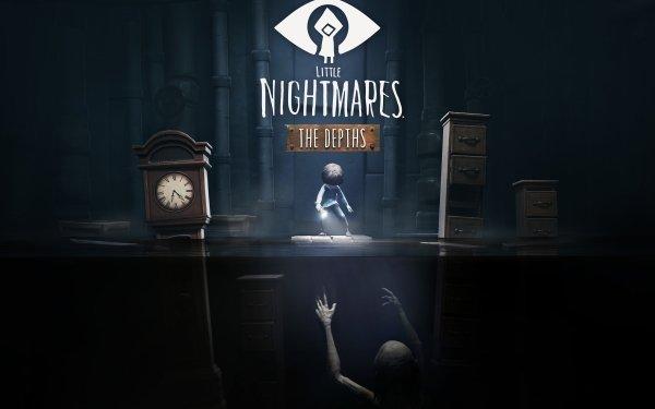 Videojuego Little Nightmares Espeluznante Oscuro Fondo de pantalla HD | Fondo de Escritorio