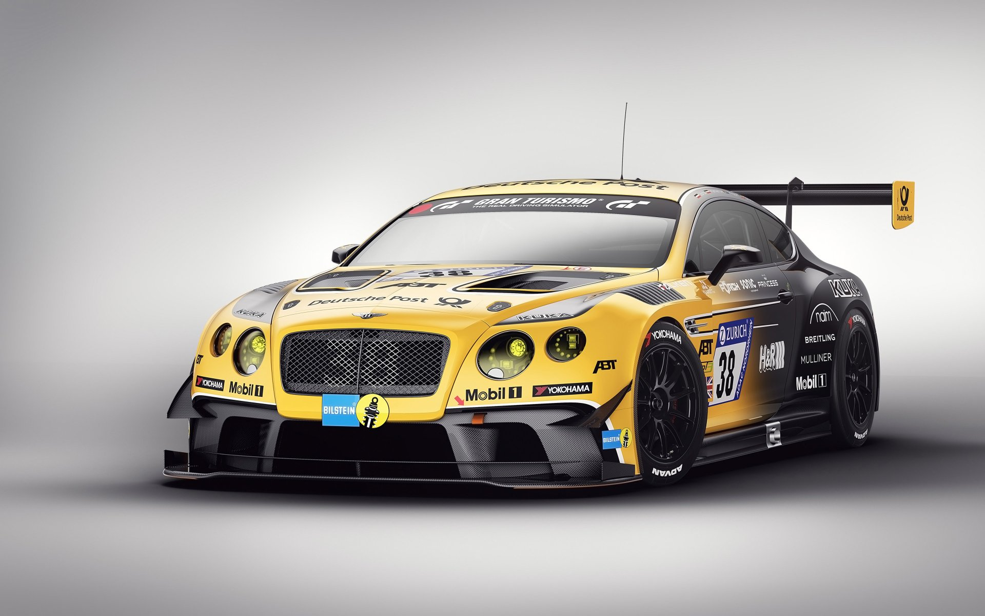 Vehicles - Bentley Continental  Bentley Car Race Car Sport Car Wallpaper