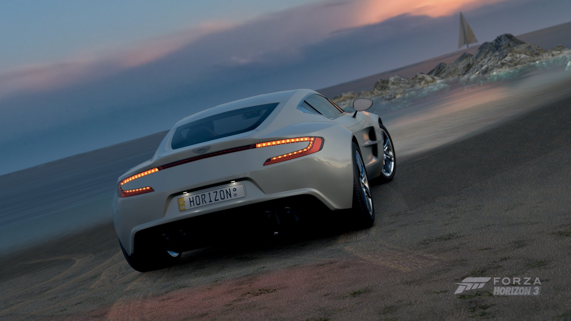 2010 Aston Martin One 77 Hd Wallpaper Background Image
