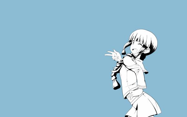 Anime Kantai Collection Kitakami HD Wallpaper   Background Image