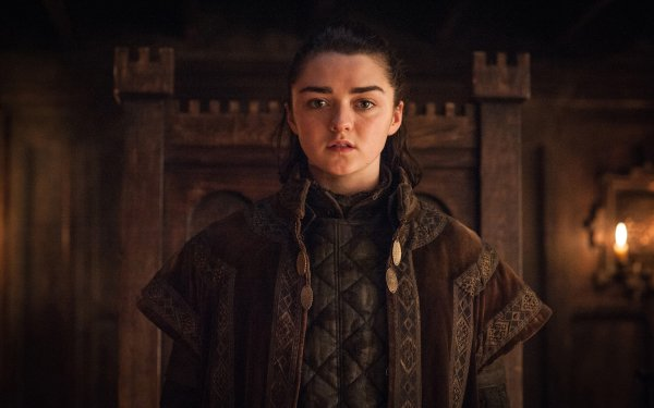 TV Show Game Of Thrones Arya Stark Maisie Williams Actress HD Wallpaper | Background Image