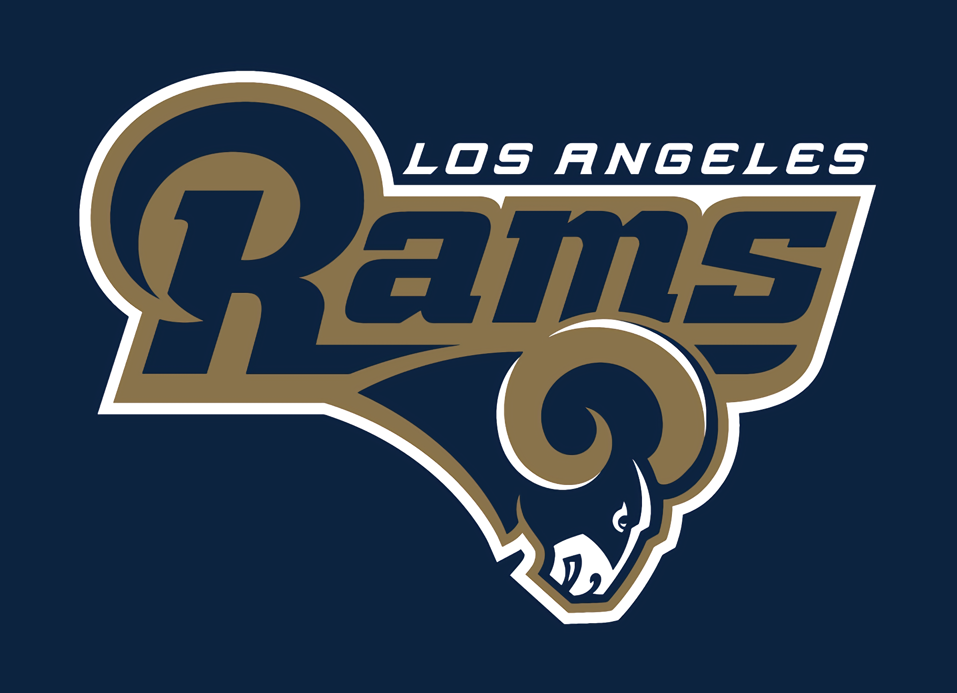 Los Angeles Rams Full HD Wallpaper And Background Image