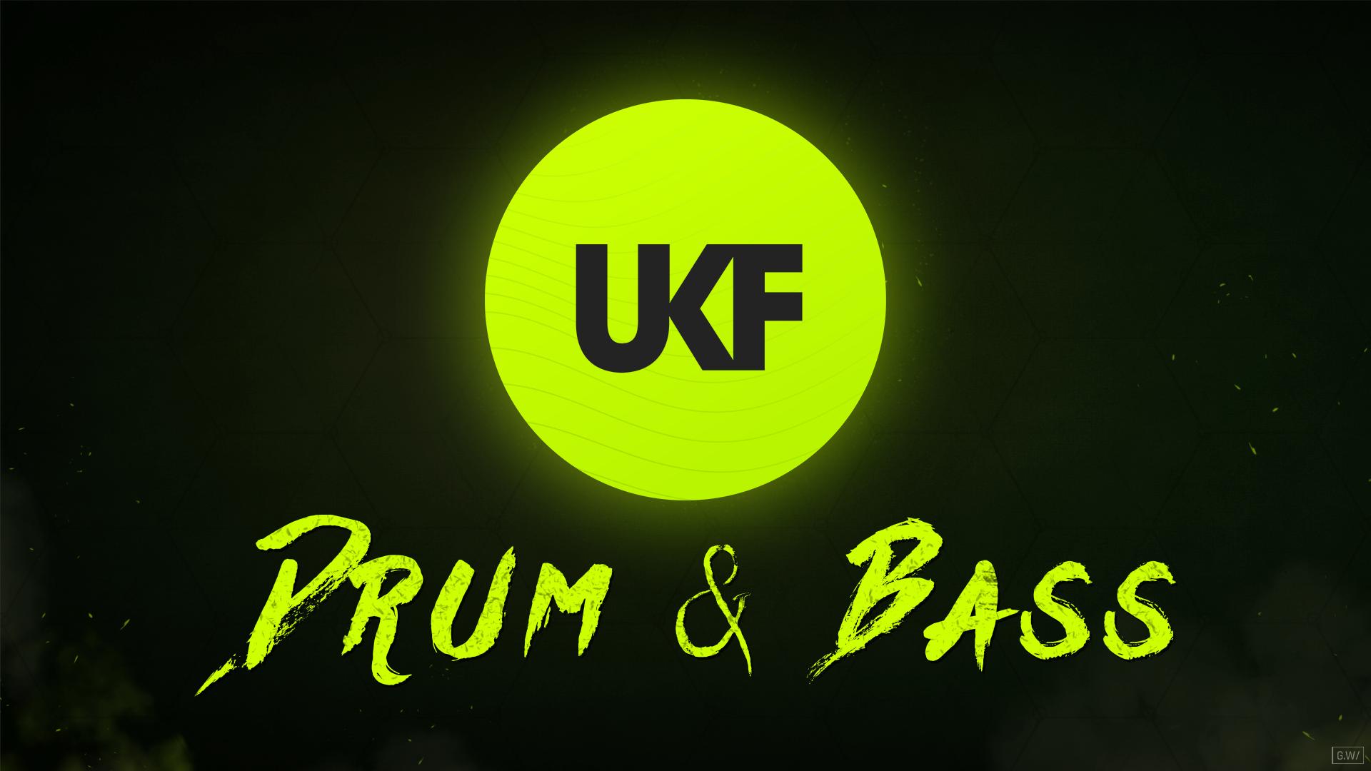 Ukf Drum And Bass Fondo De Pantalla Hd Fondo De Escritorio